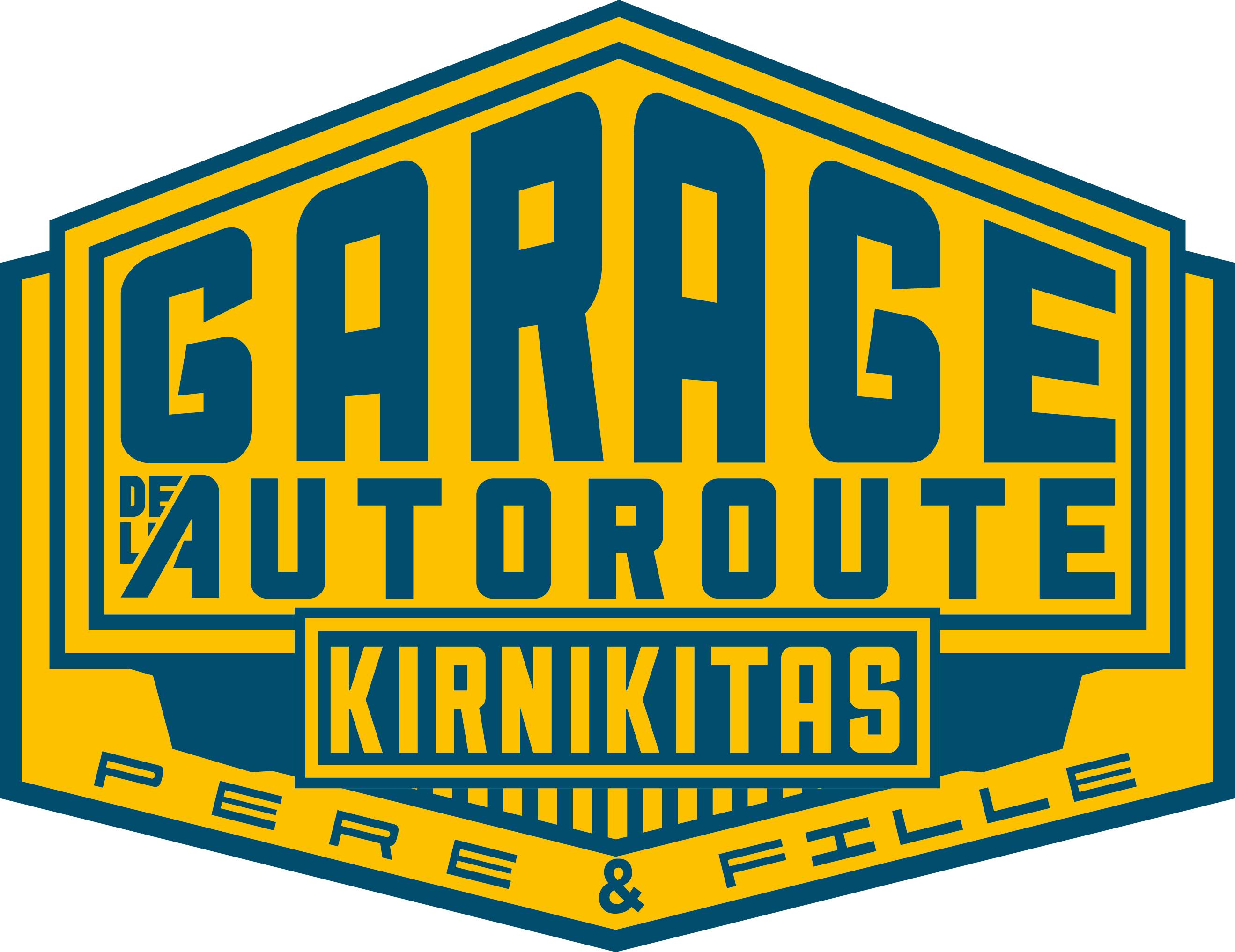 Garage de l'autoroute