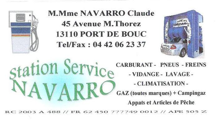 station Navarro
