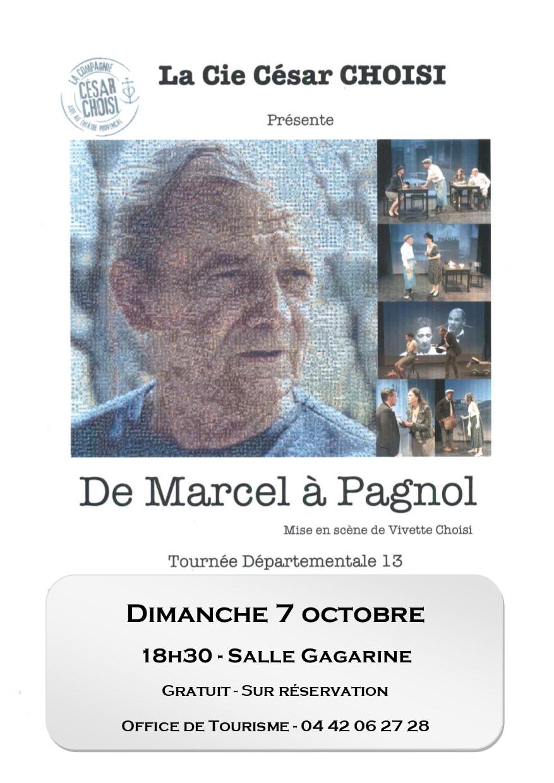 Flyers Marcel Pagnol