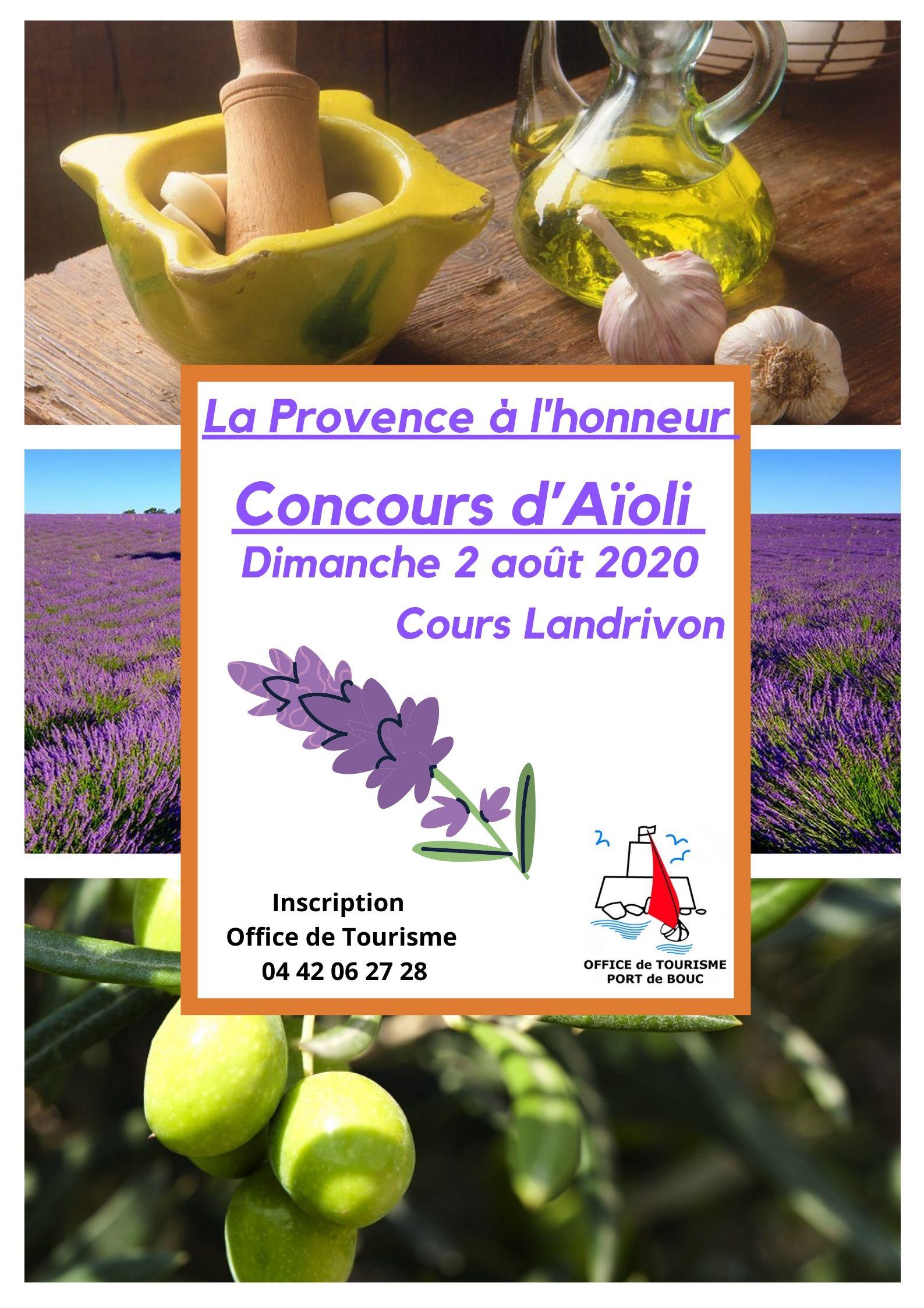 La Provence à l'honneur
